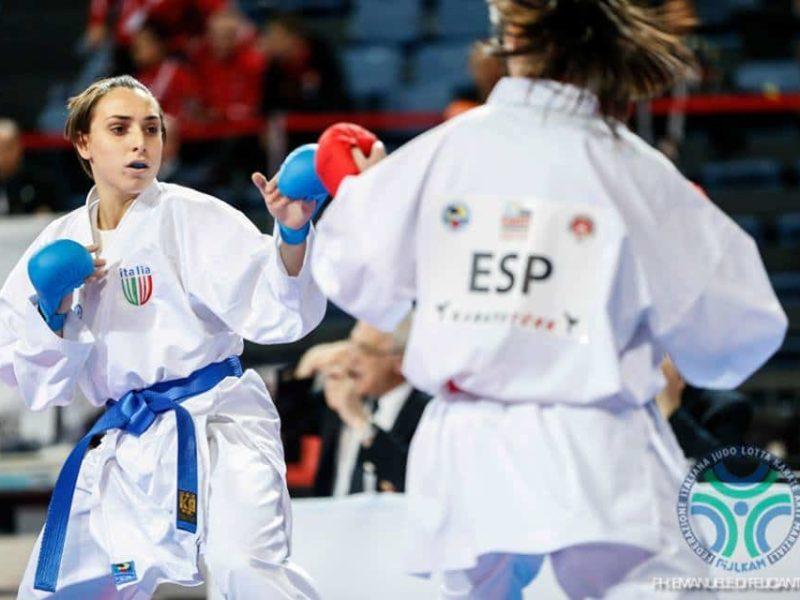 Silvia Semeraro Karate Italia